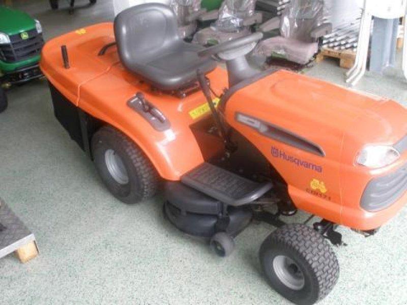 husqvarna cth 171 tracteur tondeuse. Black Bedroom Furniture Sets. Home Design Ideas