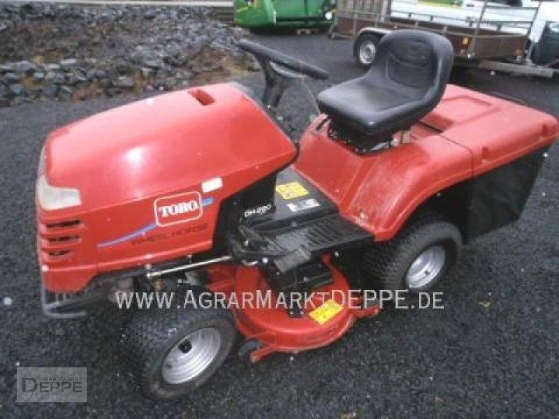 Toro 74590 tracteur tondeuse - Tracteur tondeuse toro ...