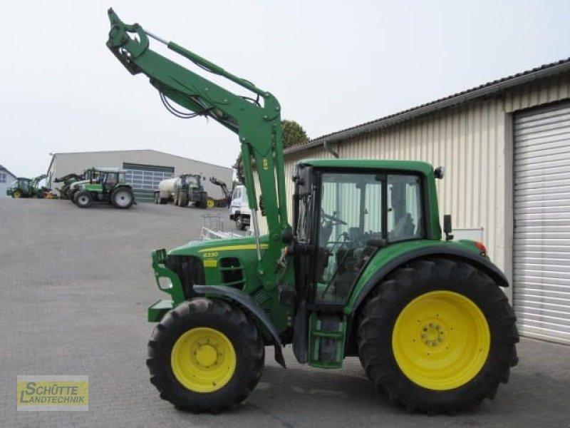 john deere 6330 tracteur