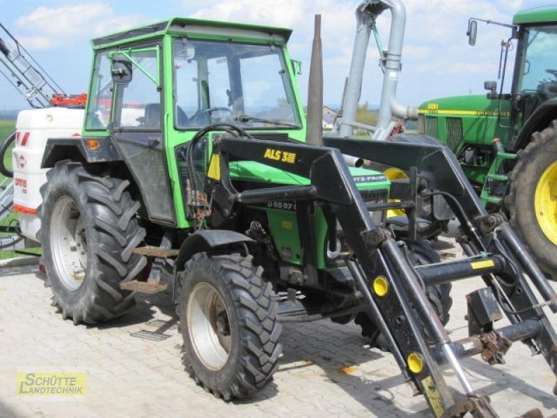 deutz fahr 6507c allrad traktor. Black Bedroom Furniture Sets. Home Design Ideas