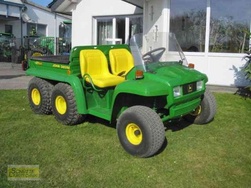 john deere gator 6x4 diesel traktor 34431 marsberg. Black Bedroom Furniture Sets. Home Design Ideas