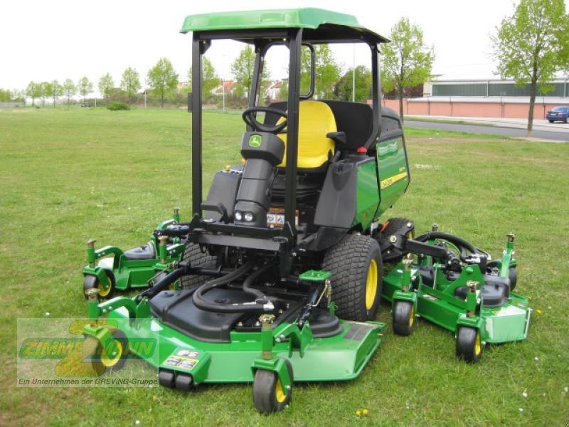 john deere wam 1600 serie 2 tracteur tondeuse. Black Bedroom Furniture Sets. Home Design Ideas