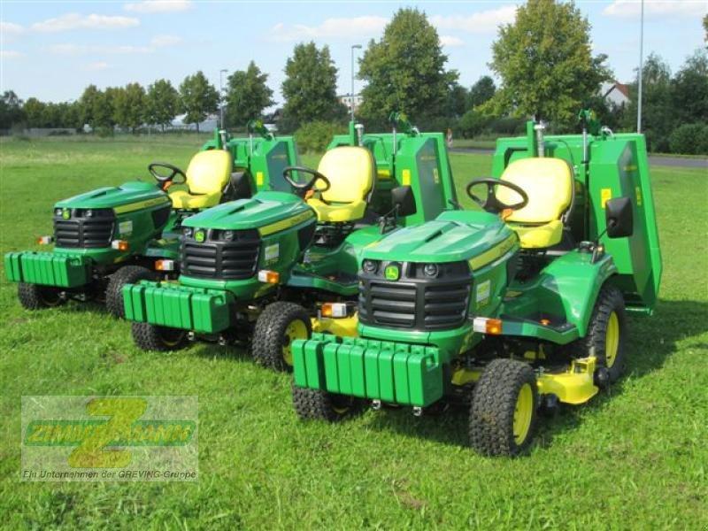 John deere x758 mcs580h tracteur tondeuse - Tracteur tondeuse john deere occasion ...