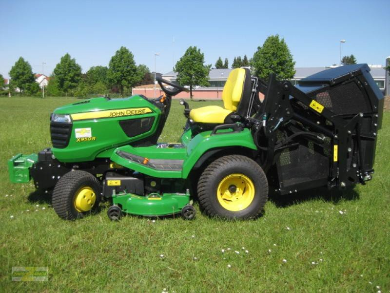 John deere x 950 r tracteur tondeuse - Tracteur tondeuse john deere occasion ...