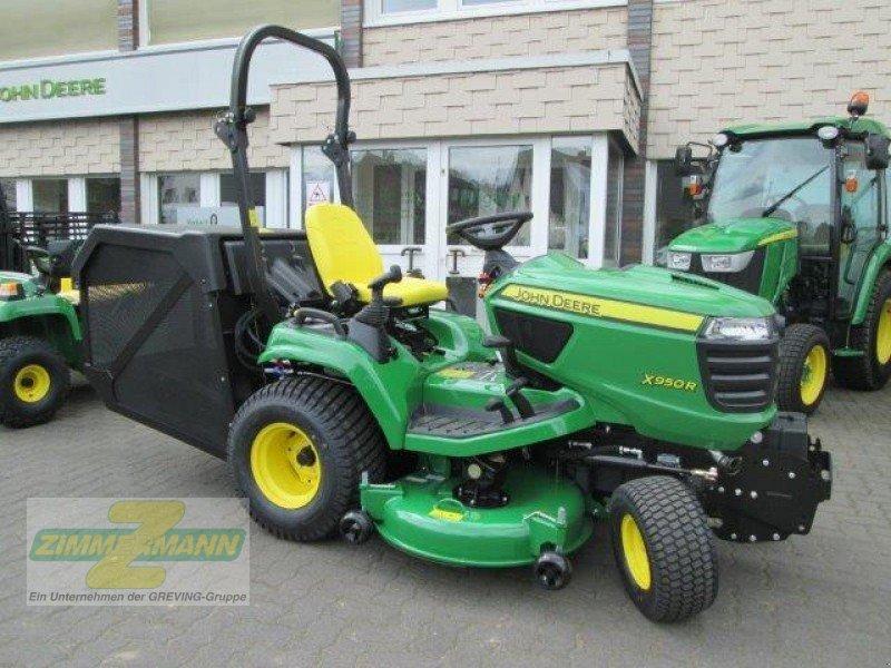 John deere x950r tracteur tondeuse - Tracteur tondeuse john deere occasion ...