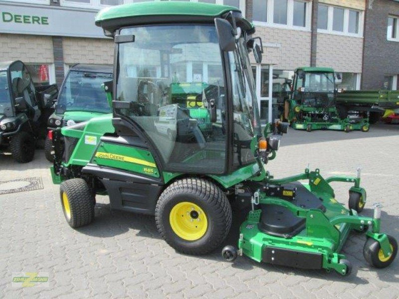 john deere f1585 kabine rasentraktor 50389 wesseling. Black Bedroom Furniture Sets. Home Design Ideas