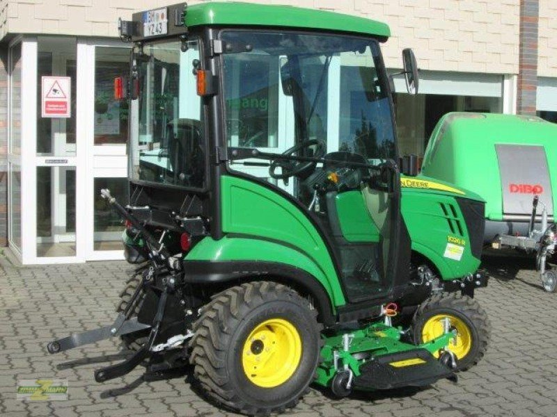 john deere 1026r m hwerk kommunaltraktor 50389 wesseling. Black Bedroom Furniture Sets. Home Design Ideas
