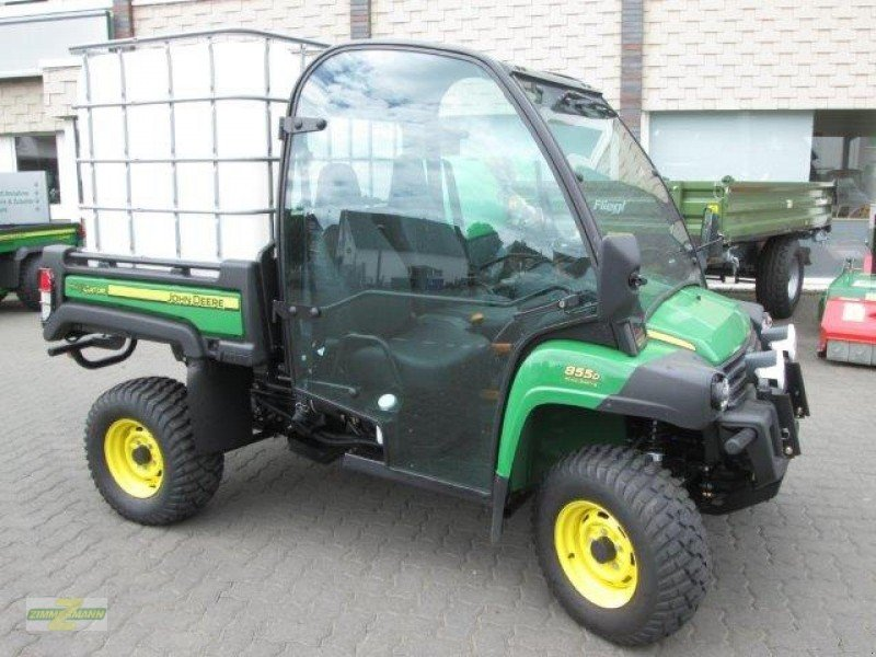 john deere xuv 855d bew sserung atv quad 50389 wesseling berzdorf. Black Bedroom Furniture Sets. Home Design Ideas