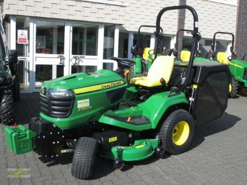 john deere x 950r boden 122 cm rasentraktor 50389 wesseling berzdorf. Black Bedroom Furniture Sets. Home Design Ideas