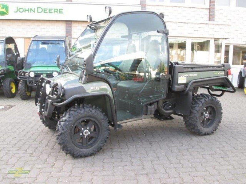 john deere xuv 855d jagd atv quad 50389 wesseling berzdorf. Black Bedroom Furniture Sets. Home Design Ideas