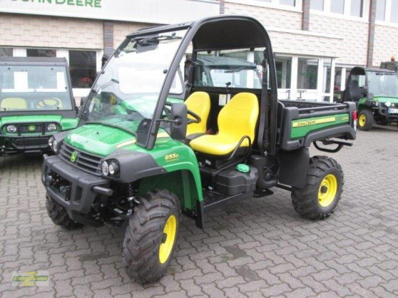 john deere xuv 855d ancla atv quad 50389 wesseling berzdorf. Black Bedroom Furniture Sets. Home Design Ideas