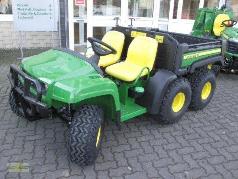 john deere th 6x4d atv quad 50389 wesseling berzdorf. Black Bedroom Furniture Sets. Home Design Ideas