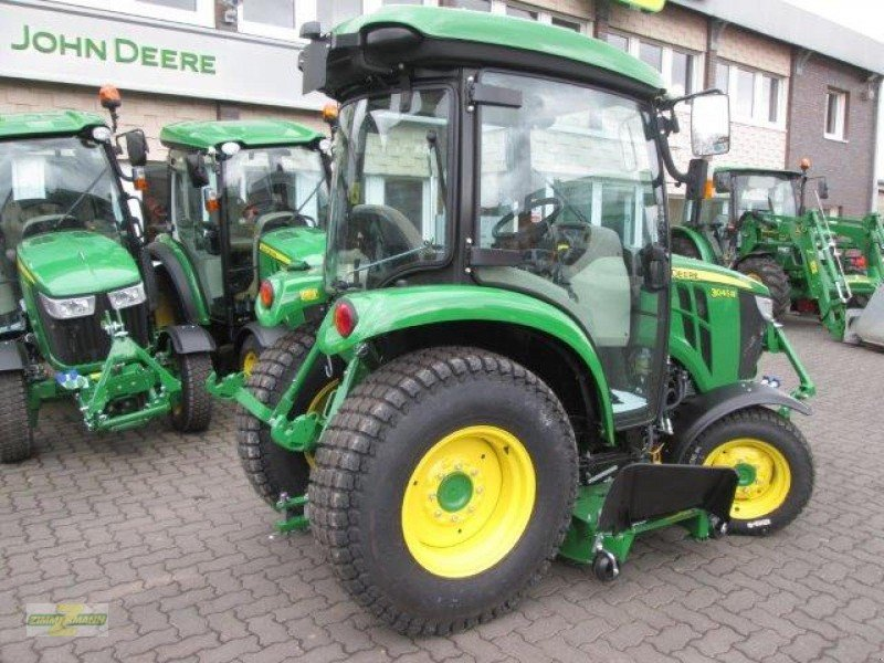 john deere 3045r m hwerk kommunaltraktor 50389 wesseling. Black Bedroom Furniture Sets. Home Design Ideas