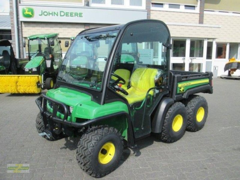 john deere gator th 6x4d atv quad. Black Bedroom Furniture Sets. Home Design Ideas