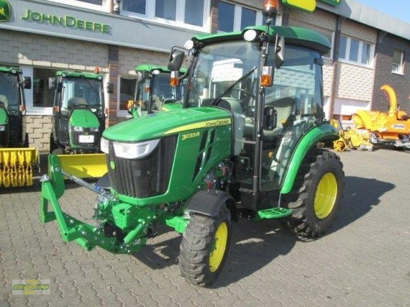 john deere 3033r kommunaltraktor 50389 wesseling berzdorf. Black Bedroom Furniture Sets. Home Design Ideas