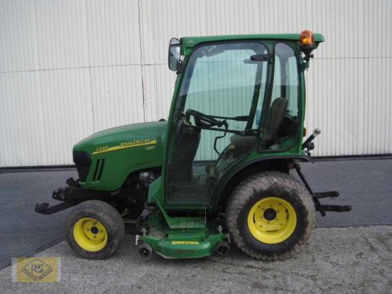 john deere 2320 a hst municipal tractor. Black Bedroom Furniture Sets. Home Design Ideas