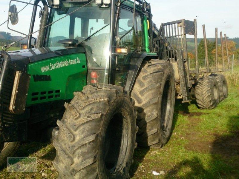 valtra 6400 tracteur forestier
