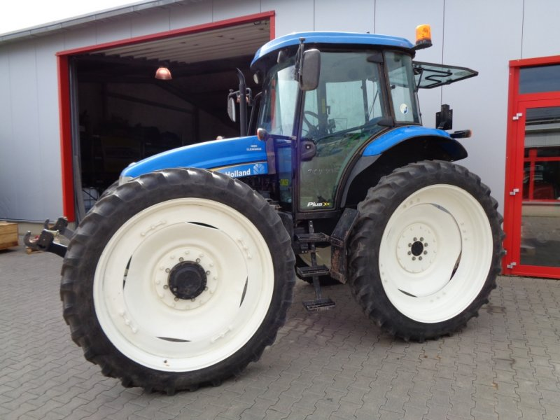new holland td 5050 traktor. Black Bedroom Furniture Sets. Home Design Ideas