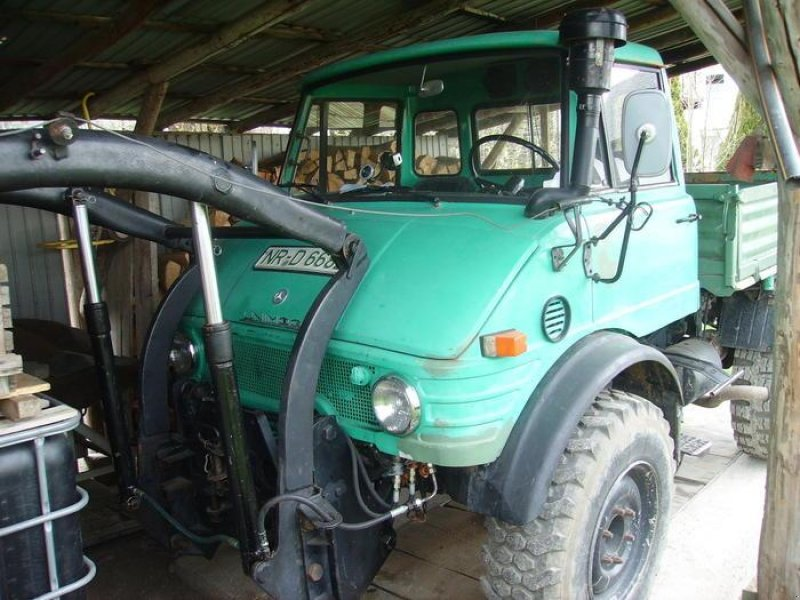 mercedes benz unimog 406 traktor. Black Bedroom Furniture Sets. Home Design Ideas