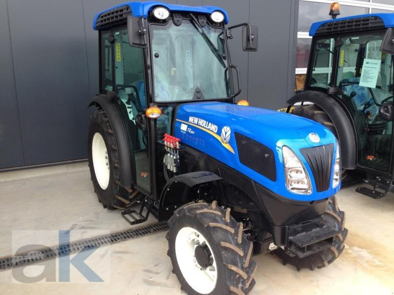 New Holland Orchard Tractors : Orchard tractor new holland schmalspurschlepper t v