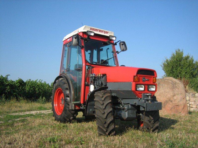 sauerburger tracteur pour viticulture