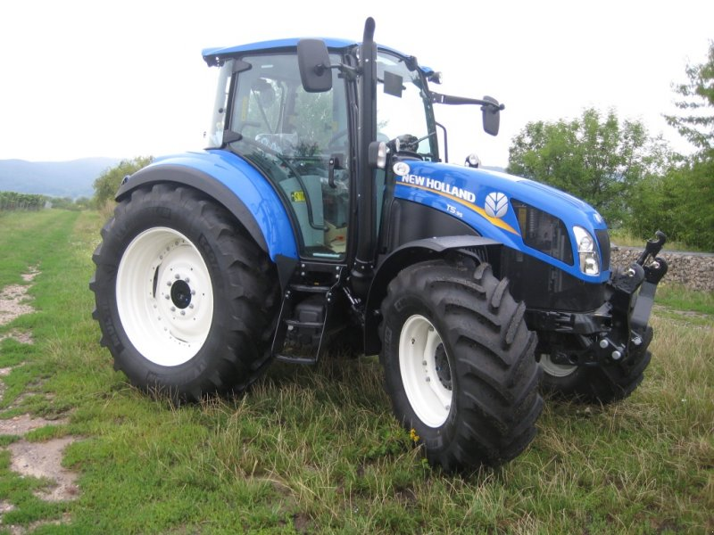 new holland dual command traktor 67150. Black Bedroom Furniture Sets. Home Design Ideas