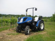 New Holland T4.80V Weinbautraktor