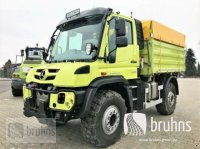 Mercedes-Benz UNIMOG 530 Agrar Heckcontainer