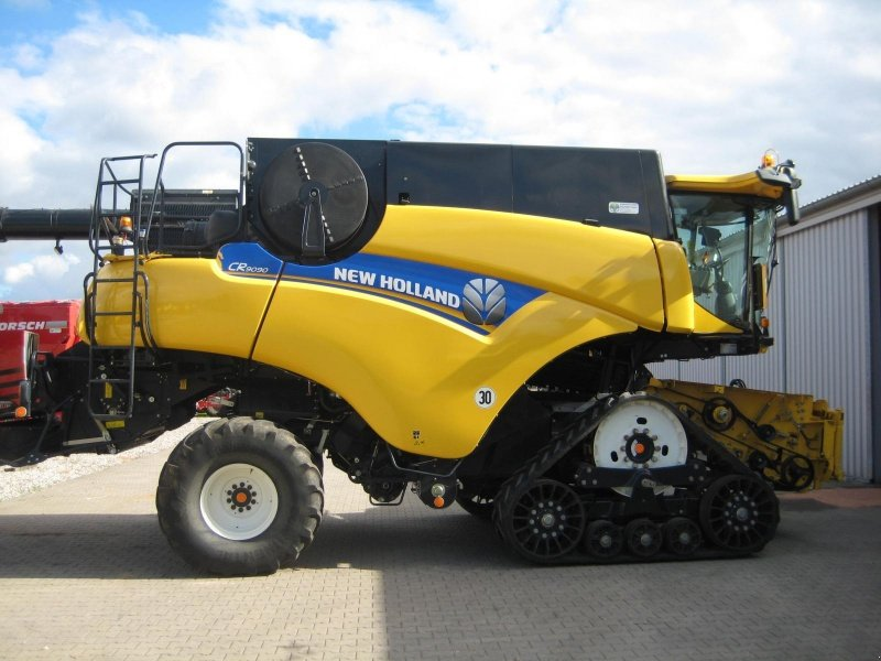 New holland cr 9090 m hdrescher 01561 ebersbach for New holland 72 85