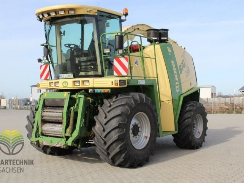 krone big x 650 r u00e9colteuse