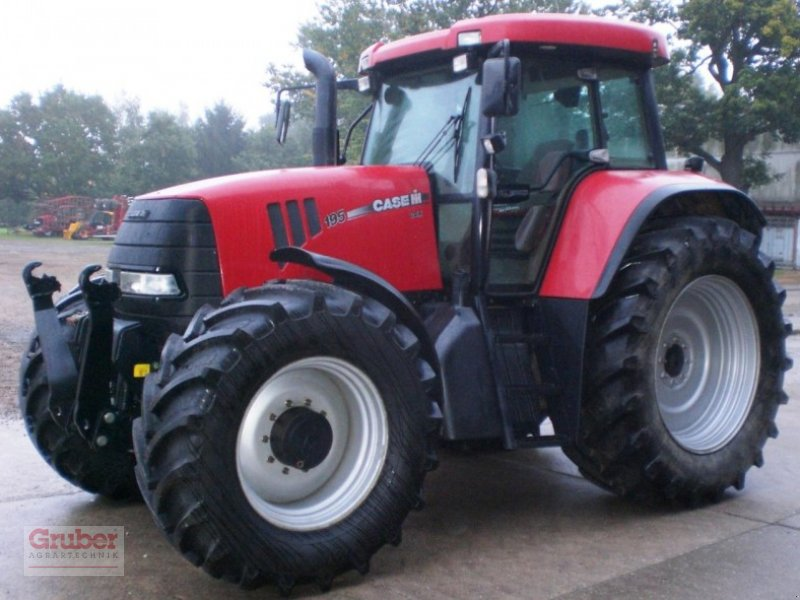 Case ih cvx komfort traktor leipzig