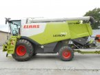 Mähdrescher des Typs CLAAS Lexion 740 in Altenweddingen