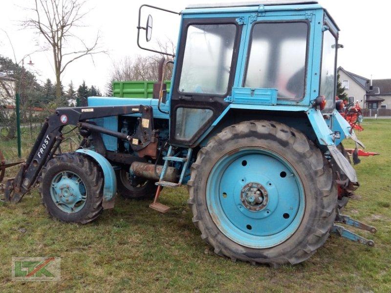 belarus mts 82 frontlader traktor 39359 kathendorf. Black Bedroom Furniture Sets. Home Design Ideas