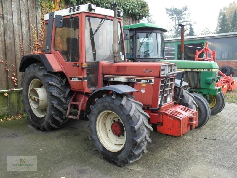 Ih 856 Tractor : Case ih xla tractor technikboerse