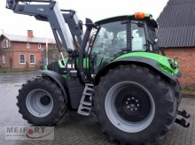 Deutz-Fahr 6190 TTV WARRIOR VT52 Trattore