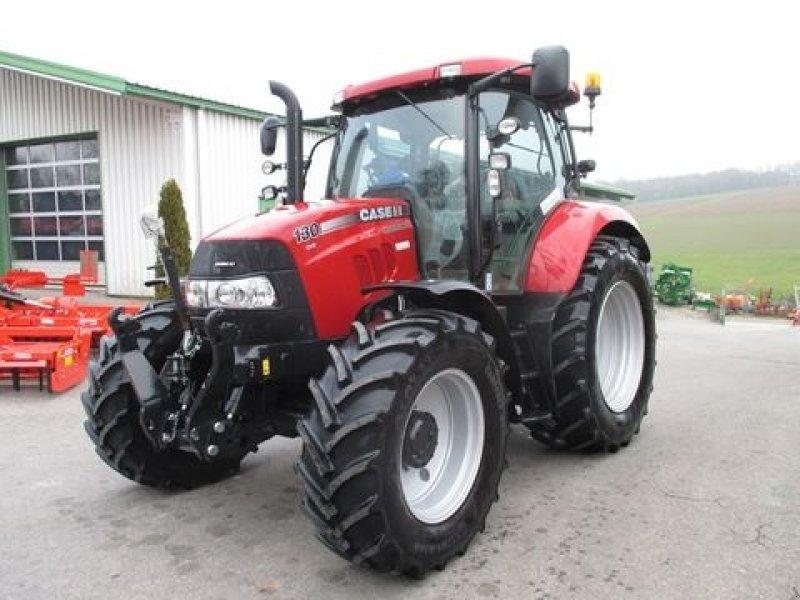 Case Ih Maxxum Cvx 130 Profi Tractor  A 4774 St
