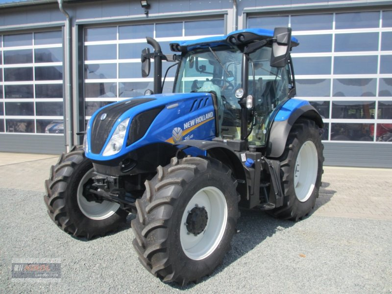 Traktor des Typs New Holland T6.145 TMR Dynamic Command, Neumaschine in Lichtenfels (Bild 1)
