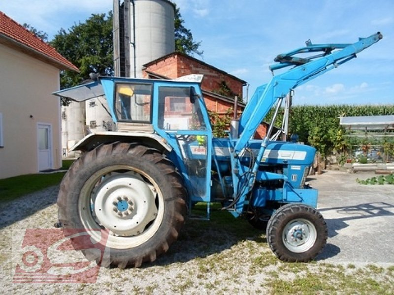 Ford 5000 Tractor Controls : Ford tractor technikboerse