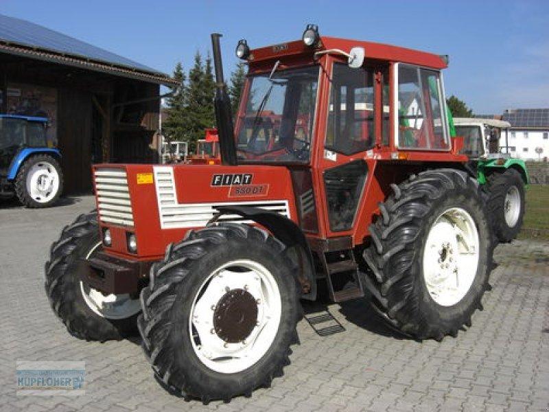 fiatagri 880 dt tracteur
