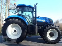 New Holland T 7.200 PC nur 1553 h Traktor