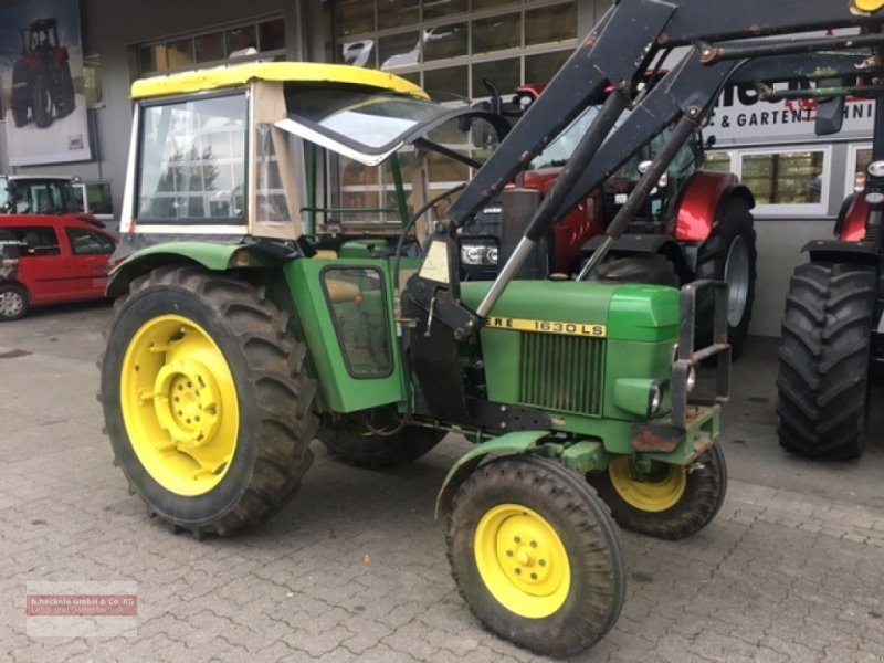 John Deere 1630 : John deere ls traktor epfendorf