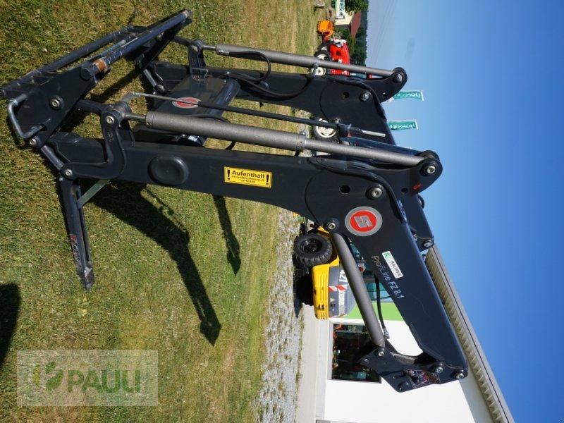 Stoll Profiline FZ 8 1 Breitschwinge Front loader, 94143 Grainet