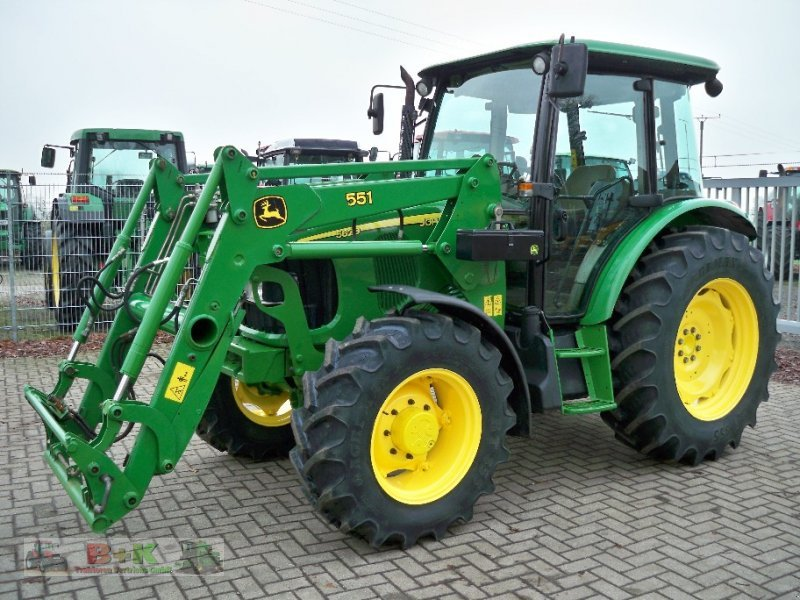 traktor john deere 5620 mit frontlader. Black Bedroom Furniture Sets. Home Design Ideas