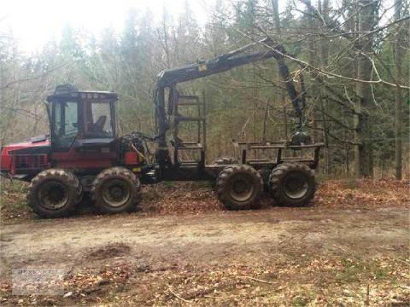 valmet 840 kran cranab 660 tracteur forestier