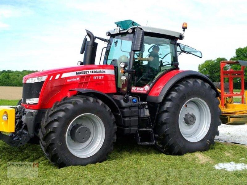 Massey ferguson mf dyna vt traktor tönisvorst