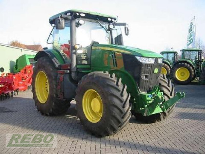 john deere 7260r allradtraktor tractor. Black Bedroom Furniture Sets. Home Design Ideas