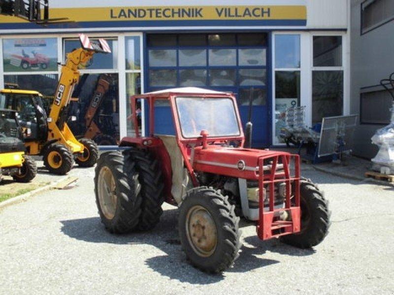 massey ferguson 135 allrad traktor. Black Bedroom Furniture Sets. Home Design Ideas