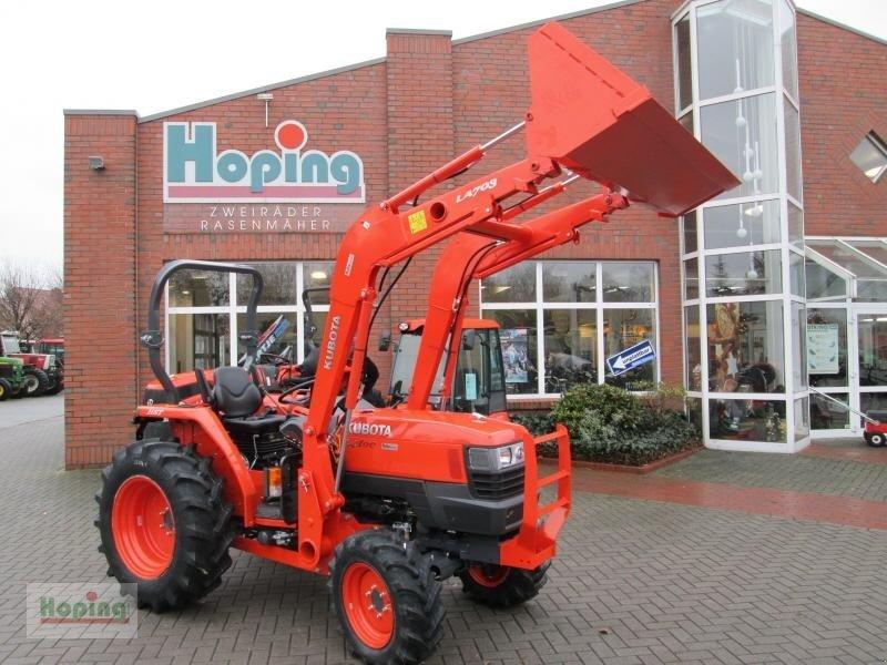 kubota l 4100 hydrostat mit frontlader traktor. Black Bedroom Furniture Sets. Home Design Ideas