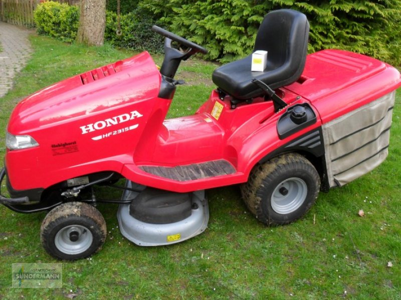 honda hf 2315 riding mower. Black Bedroom Furniture Sets. Home Design Ideas