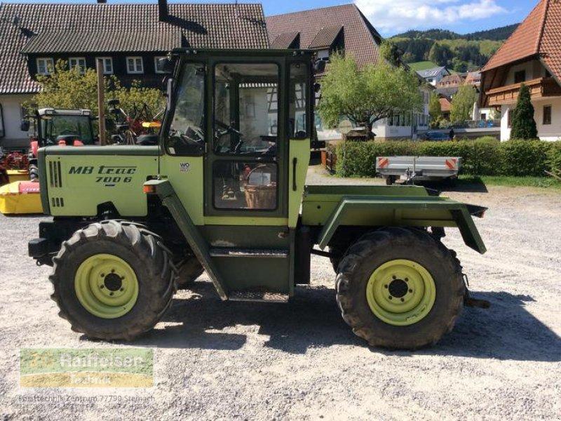 mercedes benz mb trac 700 g traktor. Black Bedroom Furniture Sets. Home Design Ideas